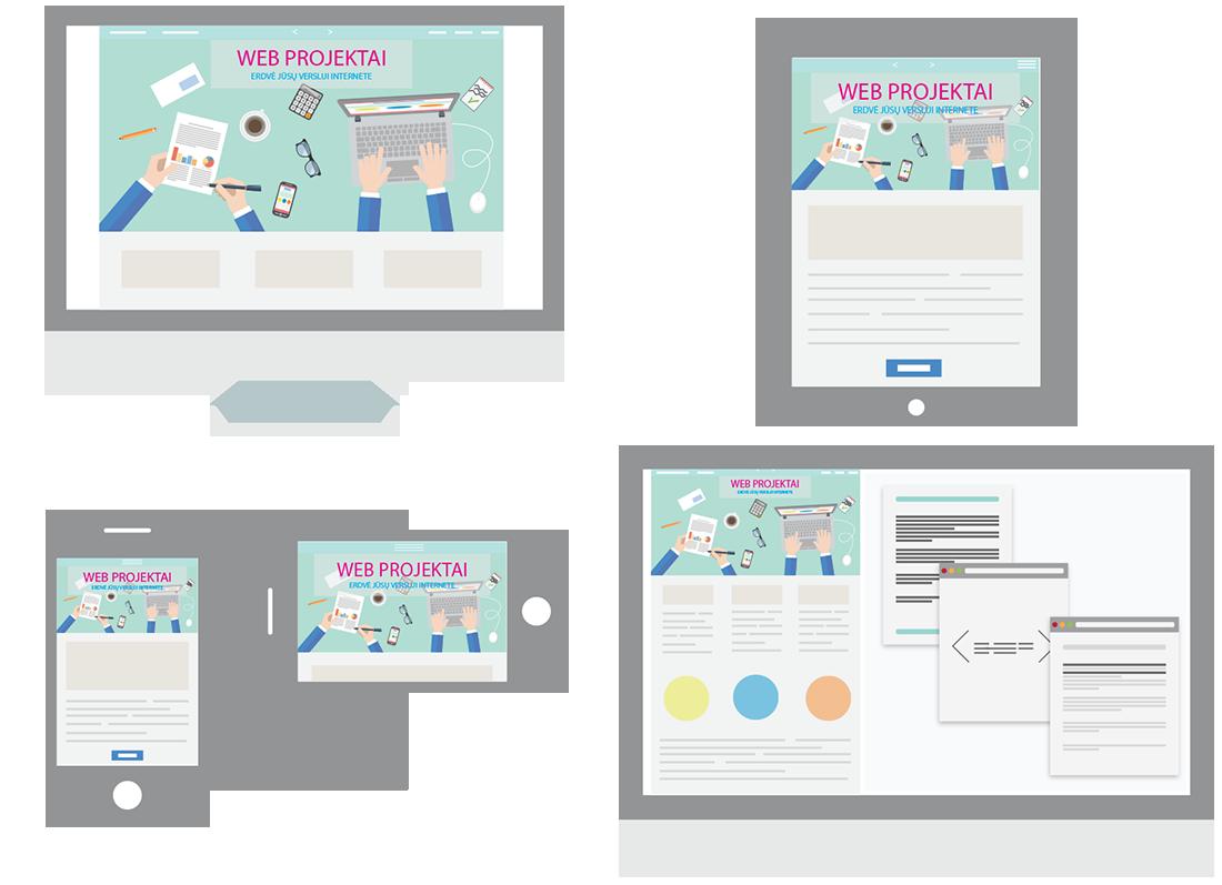 WEB_projektai